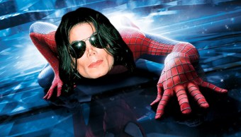 Michael Jackson, Stan Lee, Spider-Man, Marvel