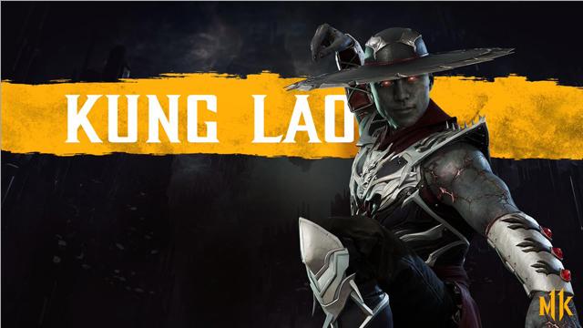 Mortal Kombat 11, Liu Kang, Kung Lao, Jax