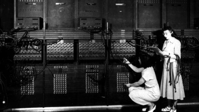 Programadoras de ENIAC