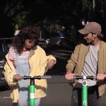 Scooters de la Ciudad de México
