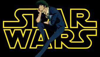 Star Wars, Cowboy Bebop, Inspiración, Película