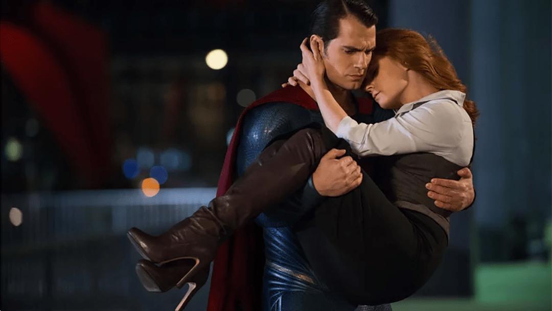 Una escena de la película Batman v Superman