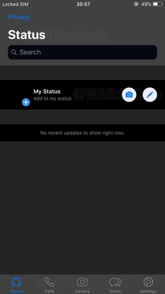 Whatsapp, Nuevas Funciones, Modo Oscuro, Actualización