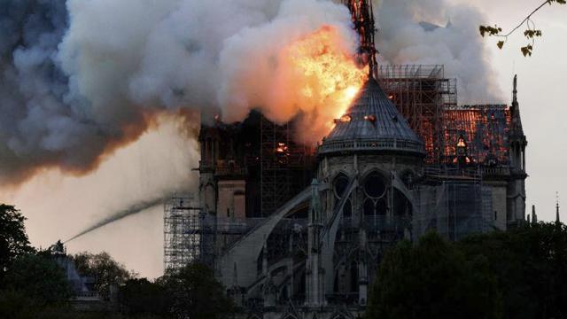 15 Abril, Catedral, Notre Dame, Titanic