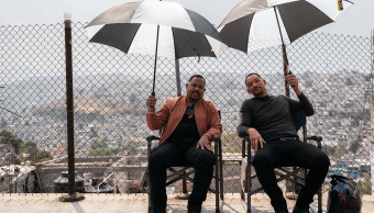 Will Smith y Martin Lawrence en Edomex