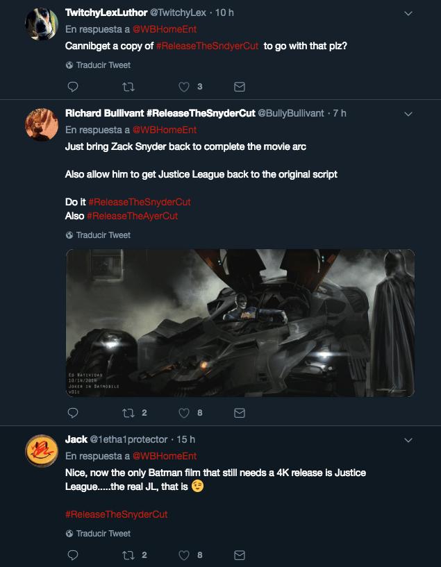 Batman, Justice Leage, Warner Bros, 4k