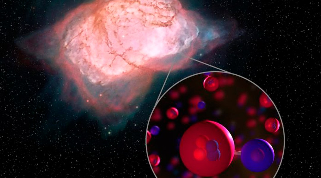Big Bang, Origen, Universo, Molécula