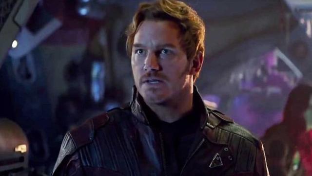 Chris Pratt, Avengers, Endgame, Set