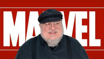 George RR Martin, Stan Lee, Jack Kirby, Marvel
