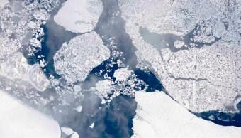 Groenlandia, Calentamiento Global, Hielo, Derretimiento