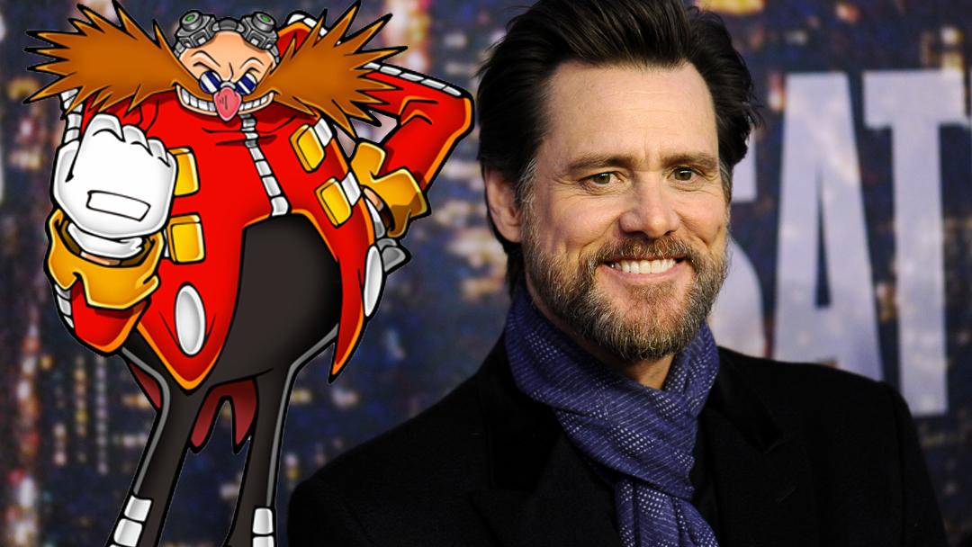 Jim Carrey, Sonic, Película, Villano