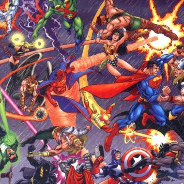 Foto JLA Avengers 26 Abril 2019