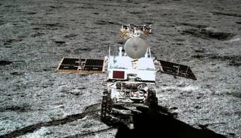Luna, Lado Oscuro, Yutu 2, Fotos