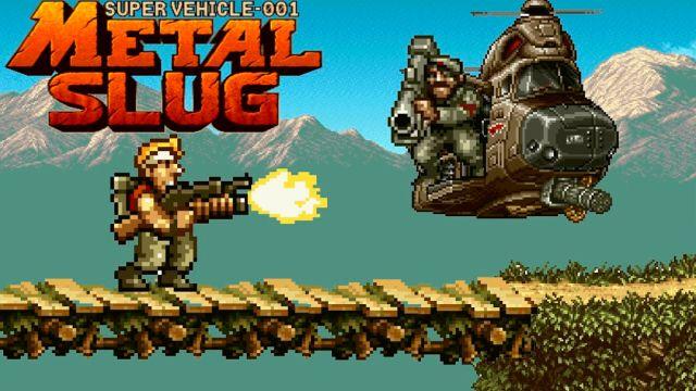 Metal Slug, Neo Geo, SNK, Heroines