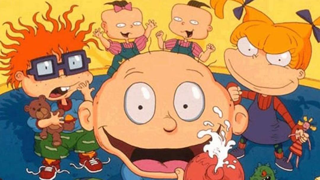 Rugrats, Aventuras Pañales, Live Action, Película