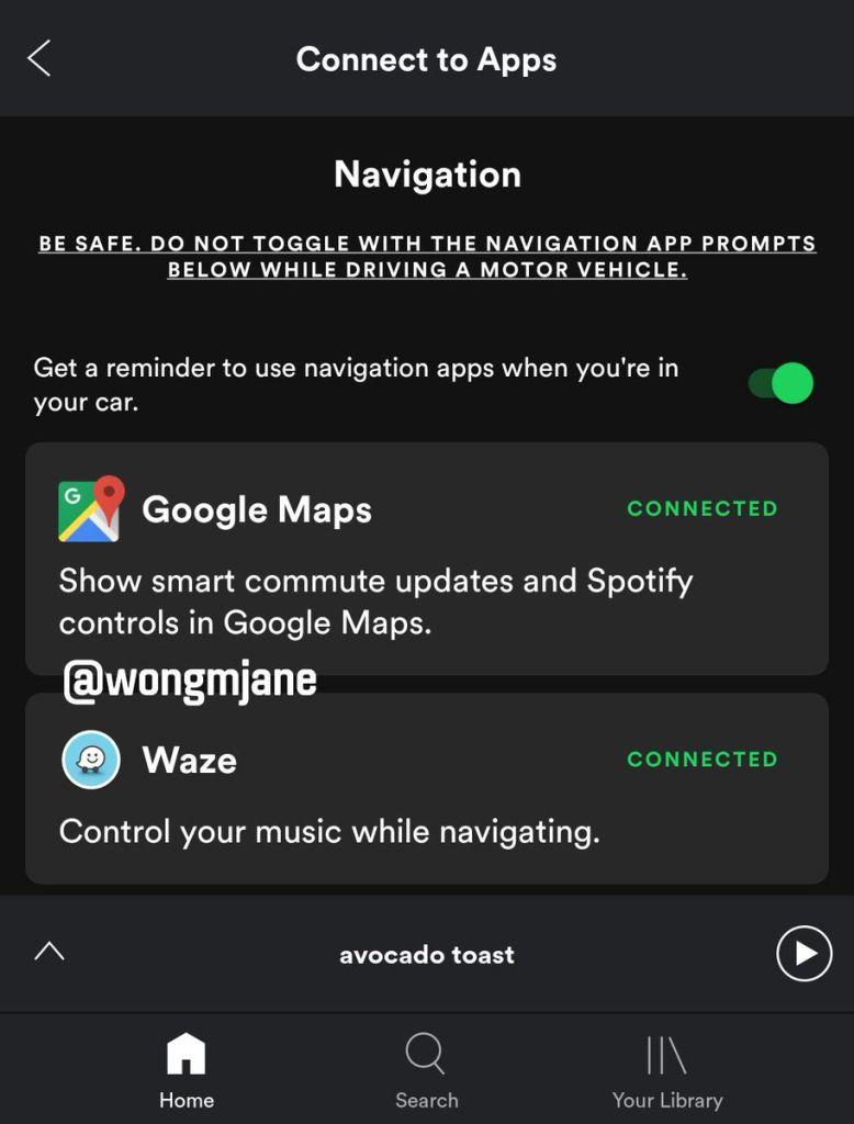 Spotify, Android, Despertador, App