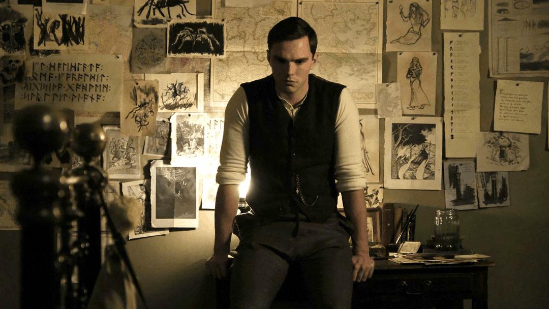 Tolkien, Película, Señor de los Anillos, Nicolas Hoult