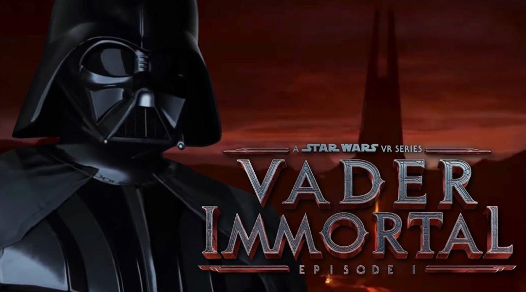 Vader Immortal VR, Episode 1, Rogue One, Teaser
