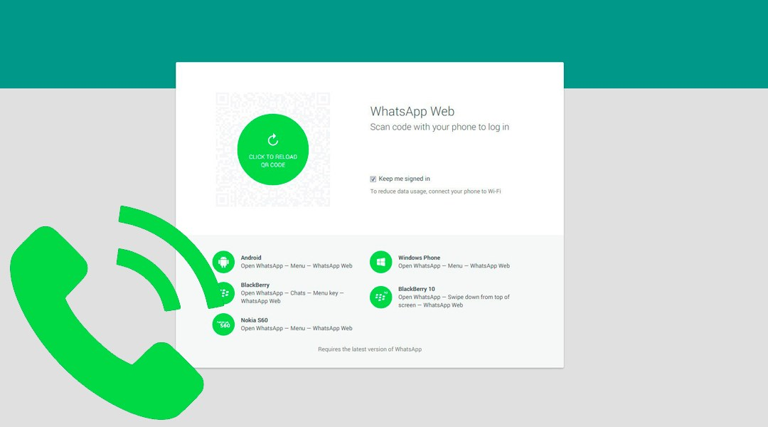 Whatsapp, Web, Llamadas, Computadora