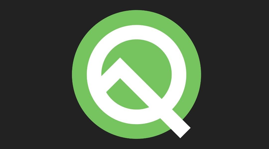 Android Q logo para Telefonos android