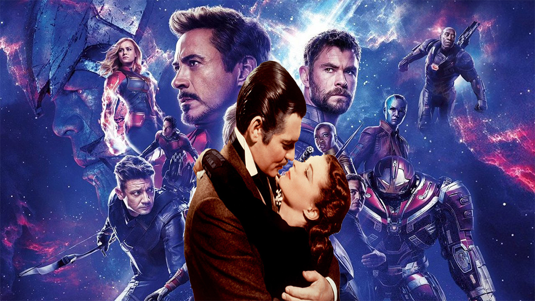 Avengers, Endgame, Gone With The Wind, Taquilla