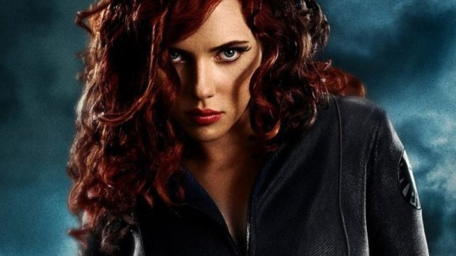 Black Widow, Captain America, Civil War, Película