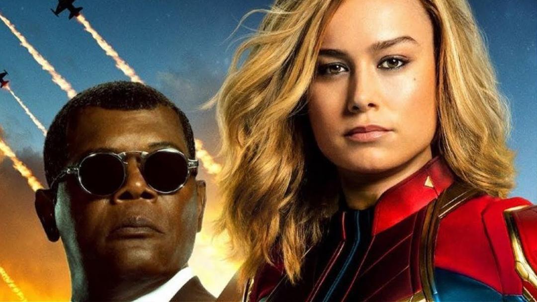 (Marvel)Captain Marvel, Reservoir Dogs, Película, Referencia