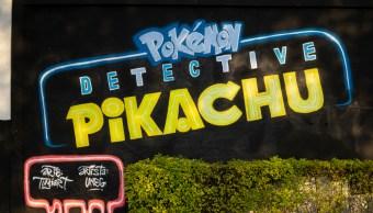 Detective Pikachu, Murales, CDMX, Pokémon