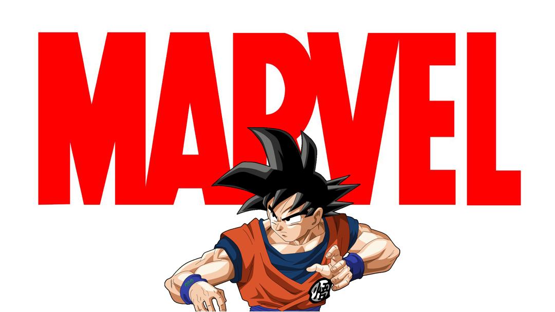 Dragon Ball, Miles Morales, Spider Man, Marvel