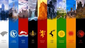 Game of Thrones, Heráldica, Escudos, Bacteria