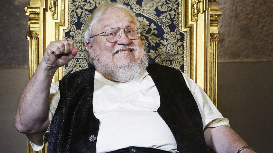 George R. R. Martin, Game Of Thrones, A Song of Ice and Fire, Libros