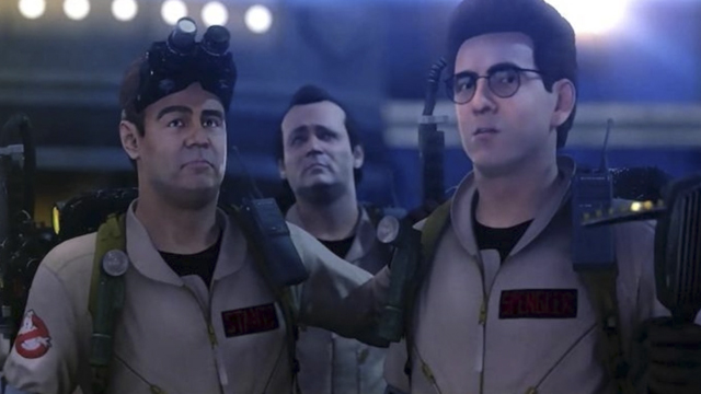 Ghostbusters, Videojuego, Tráiler, Remasterizado