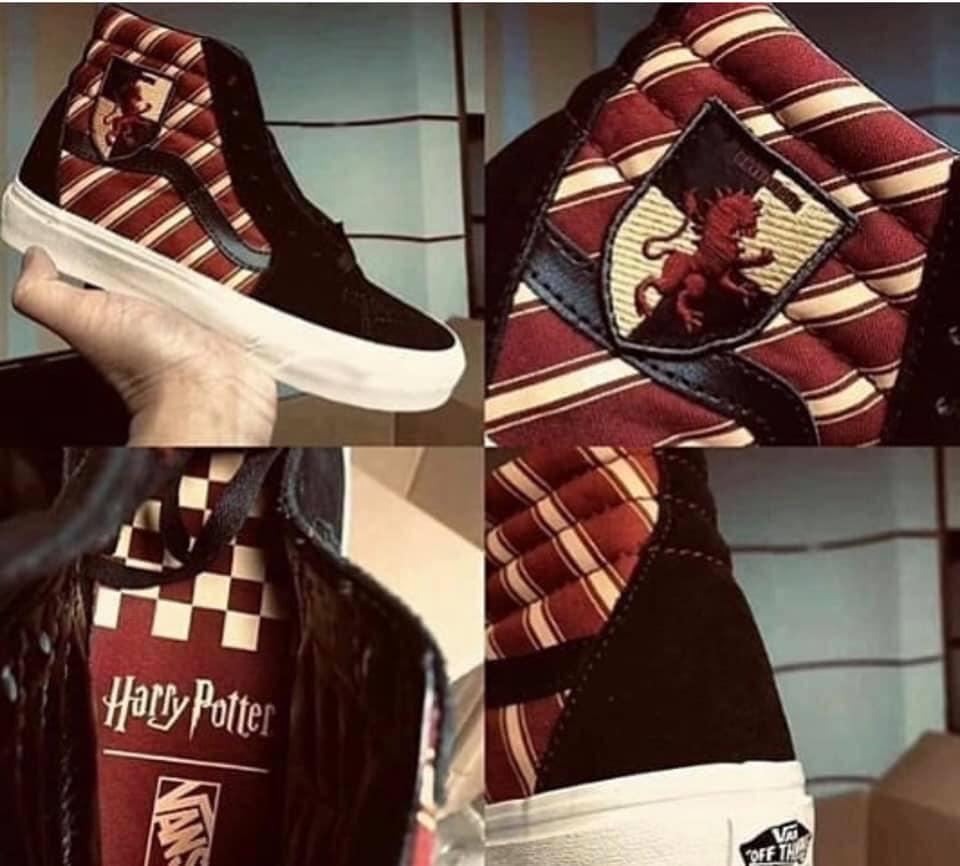 Harry Potter, Tenis, Vans, Colección