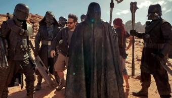 JJ Abrams, Star Wars, Episodio 9, Nueva Trilogía 1.jpg JJ Abrams, Star Wars, Episodio 9, Nueva Trilogía.jpg