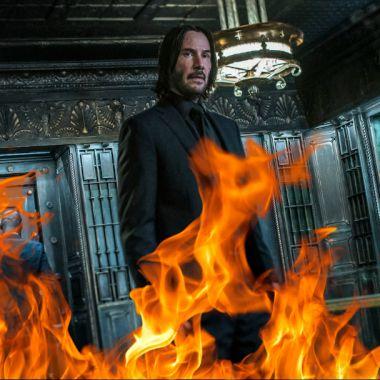 John Constantine-Keanu Reeves