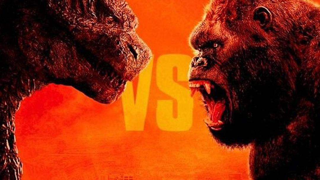 King Kong, Godzilla, Película, Pelea