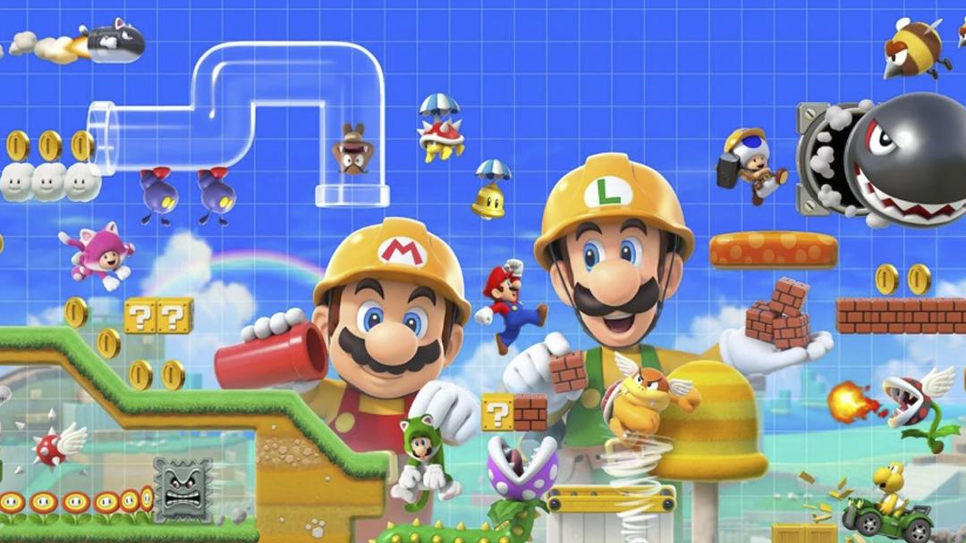Mario Maker 2, Nintendo Direct, Switch, Estreno