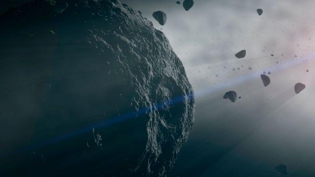 NASA, Osiris Rex, Bennu, Asteroide