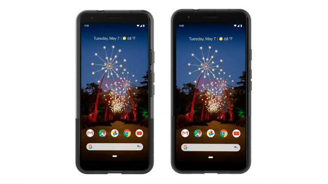 Pixel, Google, Celular, 3A