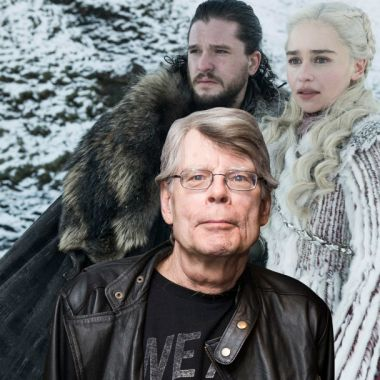 Stephen King-Game of Thrones