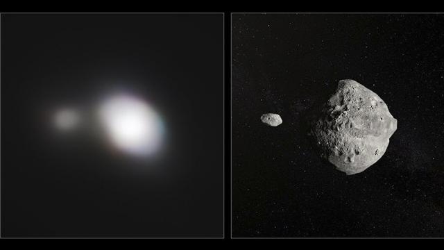 Asteroide, Tierra, ESO, Impacto