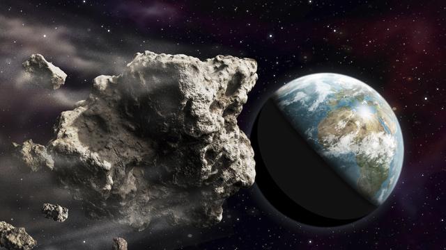 Asteroide de tamaño de campo de futbol se acerca a la Tierra