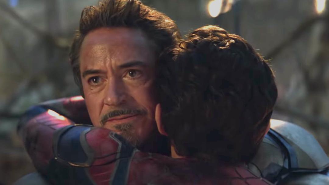 Avengers Endgame, Tom Holland, Tony Star, Spoiler