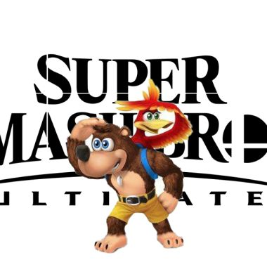 Banjo Kazooie-Nintendo-Smash Bros. Ultimate
