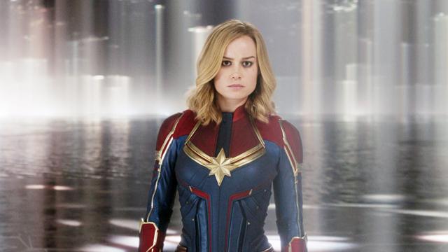 Captain Marvel, Brie Larson, Película, MCU