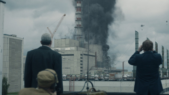 Chernobyl, Serie, Rusia, HBO