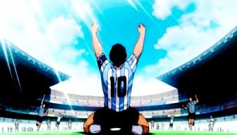 Copa América, Súper Campeones, Animes, Fútbol