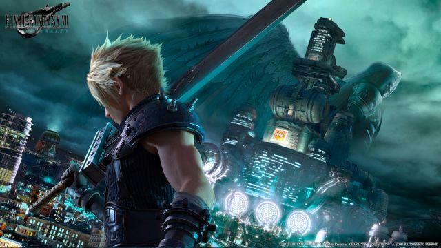 Final Fantasy VII, Remake, PlayStation, E3