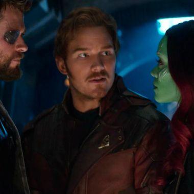 Guardians of the Galaxy, Vol 3, Thor, Película