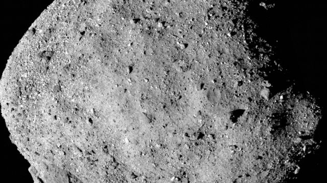 NASA, Asteroide, Bennu, Fotos